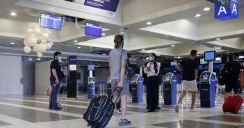 ΥΠΑ Παρατείνεται η ισχύς των αεροπορικών οδηγιών για κοροναϊό