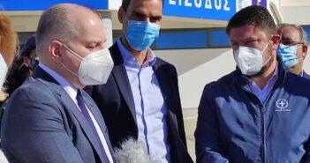 Έκκληση του Α.Καμπουράκη για συμμετοχή στον εμβολιασμό κατά του Covid-19