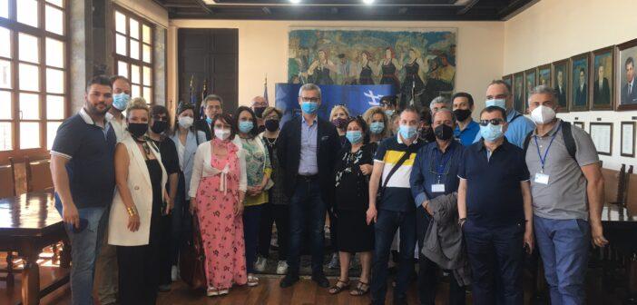 Τη Ρόδο επισκέφτηκαν καθηγητές στο πλαίσιο του προγράμματος Erasmus plus