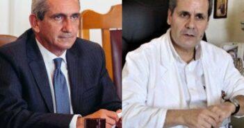 Έκτακτη σύσκεψη για την πανδημία συγκαλούν ο Περιφερειάρχης, Γ. Χατζημάρκος και ο Αντιπρόεδρος του Π.Ι.Σ. , Κ. Κουτσόπουλος
