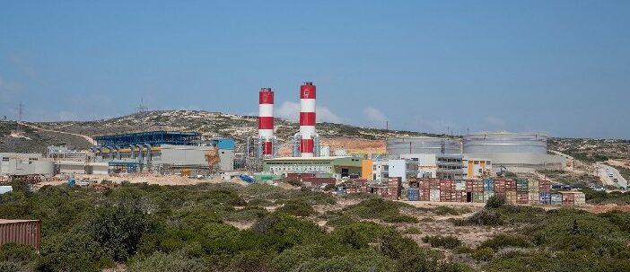 Εργοστάσιο ΔΕΗ στη Νότια Ρόδο