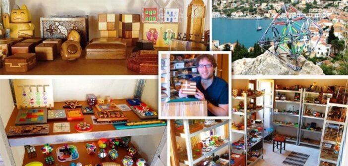 Μουσείο Γρίφων στο Καστελόριζο