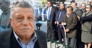 Πέθανε ο «βοσκός των Ιμίων», Αντώνης Βεζυρόπουλος