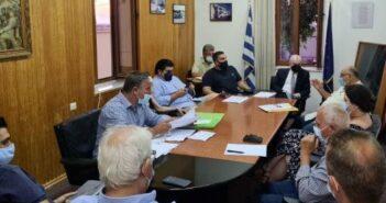 """Αντώνης Καμπουράκης """"Με τον διάλογο και την συνεργασία επιλύονται τα προβλήματα"""""""