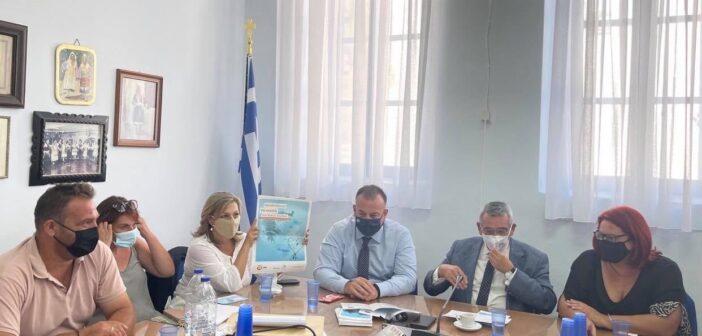 Στην Τήλο η επίσημη παρουσίαση της χορηγία της NN Hellas στην Περιφέρεια Νοτίου Αιγαίου