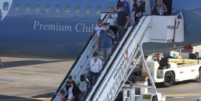 Τουρισμός: Απογειώθηκε η αεροπορική κίνηση τον Ιούνιο - Τι δείχνουν στοιχεία της Eurostat