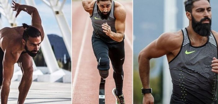 ο Μιχάλης Σεΐτης στην ομάδα που θα εκπροσωπήσει την χώρα μας στους Παραολυμπιακούς αγώνες του #tokyo2020.