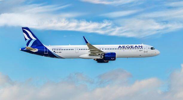 AEGEAN και Volotea προχώρησαν σε εμπορική συνεργασία για πτήσεις με χρήση κοινών κωδικών (code-share)