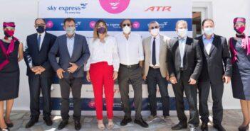 Επένδυση 200 εκατ. ευρώ από τη SKY express