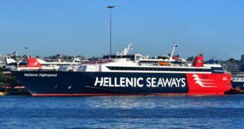 Δρομολόγια Ταχυπλόων HELLENIC SEAWAYS σε Κυκλάδες-Δωδεκάνησα