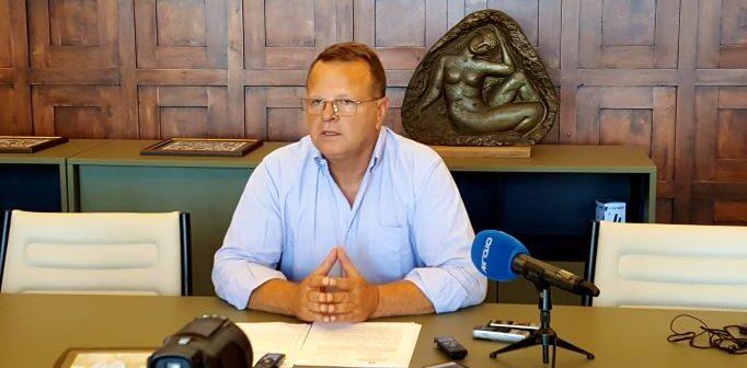 Χ. Ευστρατίου: «Ο Χ. Κόκκινος έχει χάσει το ηθικό και πολιτικό πλεονέκτημα να κουνά το δάχτυλο κατά της Περιφέρειας»