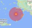 Τριπλός σεισμός στη Νίσυρο Στα 5,3 Ρίχτερ ο ισχυρότερος