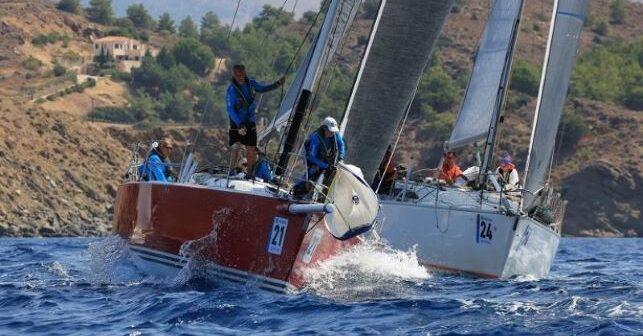 Από τη Λέρο ανοίγει πανιά για 20η φορά η Αegean Regatta