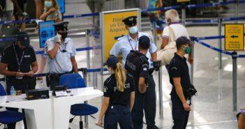 """""""Ελευθέριος Βενιζέλος"""": Έκαναν διακίνηση μεταναστών με πλαστά τεστ κορονοϊού"""