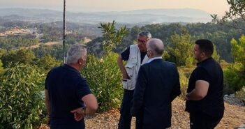 """Αντώνης Καμπουράκης """"Κανένας εφησυχασμός, απαιτείται αυξημένη προσοχή από όλους """""""