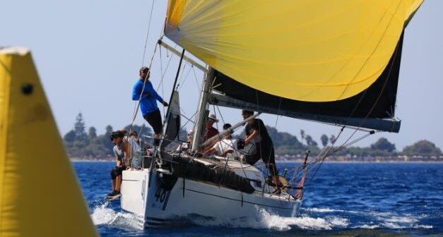 Oι νικητές στο πρώτο σκέλος της Aegean Regatta 2021