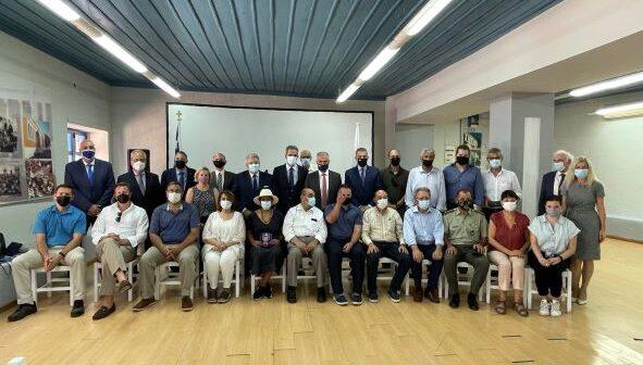 Συνέδριο για το Δίκαιο της Θάλασσας στο Καστελλόριζο από την ΠΑ.Δ.Ε.Ε. με την υποστήριξη της Περιφέρειας Νοτίου Αιγαίου