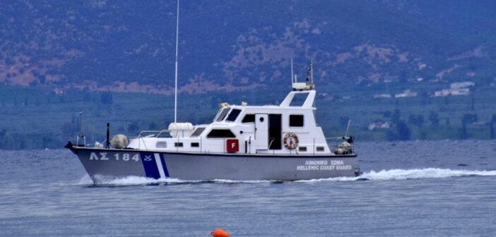 Μήλος – Βυθίστηκε σκάφος με 17 επιβάτες