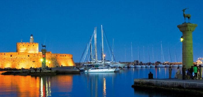 «Πυρασφαλείς» οι τουριστικές κρατήσεις Η ζήτηση για τη Ρόδο παραμένει σε υψηλά επίπεδα