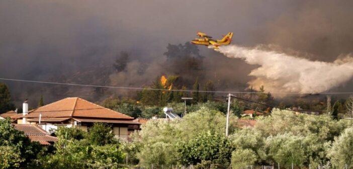 Υπ. Εσωτερικών: 1,5 εκατ. ευρώ για την αντιμετώπιση των πρώτων αναγκών 17 πυρόπληκτων Δήμων και 5 Περιφερειών