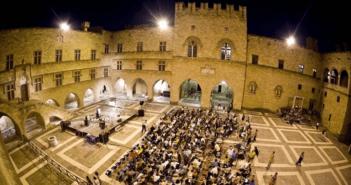 """Επίσημη έναρξη του 14ου Διεθνούς Φεστιβάλ Ρόδου με την αριστουργηματική Όπερα """"Ιδομενέας"""""""