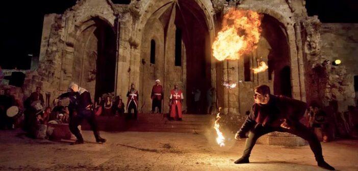 """Το """"Μεσαιωνικό Ρόδο"""" παρουσιάζει: ΙΣΤΟΡΙΕΣ ΤΟΥ ΜΕΣΑΙΩΝΑ!"""