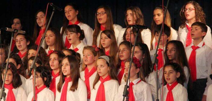 Παιδική χορωδία Δήμου Ρόδου Έναρξη νέων τμημάτων