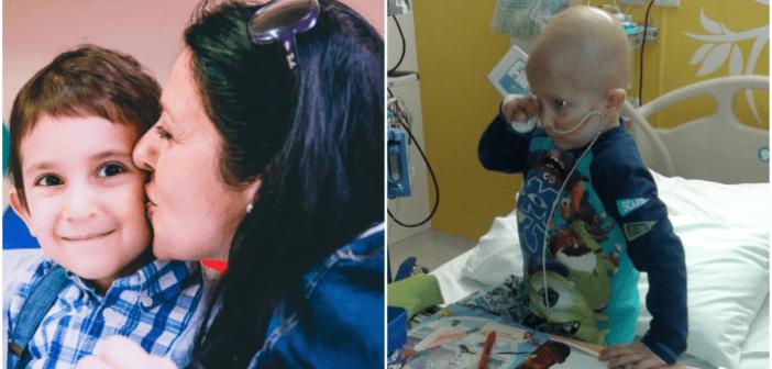 """Χρυσός Σεπτέμβρης: """"Για τον γιο μου και για όλα τα παιδιά που έδωσαν και δίνουν μάχη με τον καρκίνο"""""""
