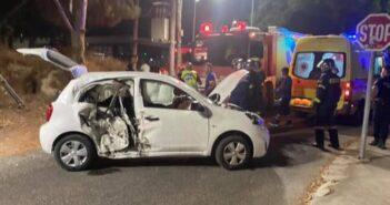 Kατέληξε ο 26χρονοςΡοδίτης Είχε τραυματιστεί σοβαρά σε τροχαίο