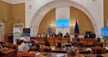 """Γιώργος Χατζημάρκος: «Στην Περιφέρεια Νοτίου Αιγαίου, δεν είμαστε απαθείς θεατές. Έχουμε επιλέξει να είμαστε διαμορφωτές των εξελίξεων"""""""