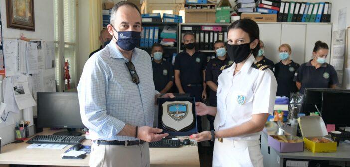 Γ.Πλακιωτάκης : Στα στελέχη του λιμενικού στο Αιγαίο, ανήκει και αξίζει ένα διπλό ευχαριστώ