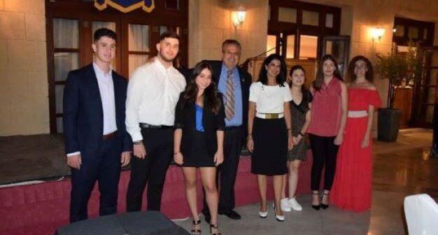 Ο Ροταριανός Όμιλος Ρόδου βράβευσε τους αριστούχους μαθητές των τεσσάρων κατευθύνσεων των λυκείων της Ρόδου