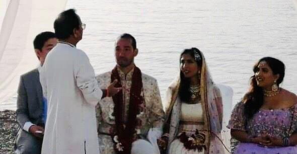 Παραδοσιακός ινδικός γάμος στην παραλία «Μελιτσάχα» Καλύμνου