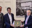 Συνάντηση του Δημάρχου Ρόδου με τον Πρέσβη της Γαλλίας στην Ελλάδα