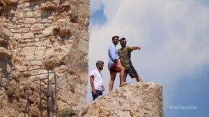 Το Καστελόριζο «πρωταγωνιστεί» στην ταξιδιωτική εκπομπή «Χωρίς Πυξίδα» την Κυριακή 26 Σεπτεμβρίου στην ΕΡΤ 2 στις 12:15