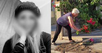 Ανιψιά του Ιερέα π Μερκουρίου Ζαχαρία, η 30χρονη Δώρα που δολοφονήθηκε στη Ρόδο