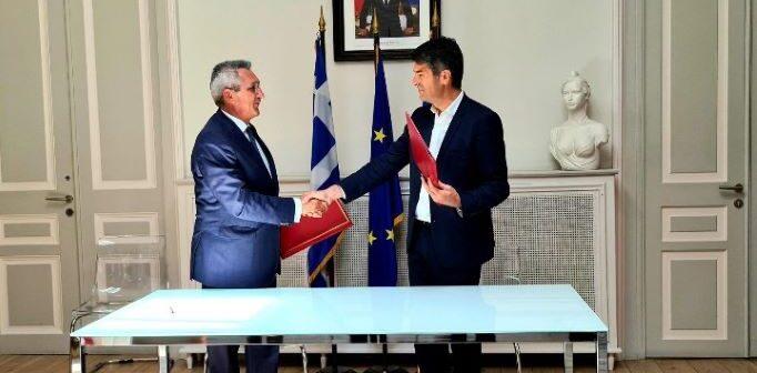 """Γ.Χατζημάρκος : """"Ανοίγοντας Ξανά τις Πόρτες της Ιστορίας"""", στην οδό Ιπποτών, στο Κατάλυμα της Γαλλίας, γιατί αγαπάμε τον Πολιτισμό, την εξωστρέφεια, τις Διεθνείς συνεργασίες."""