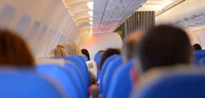 Αναστάτωση σε πτήση από Ρόδο για Κρήτη: Δεν φόραγε μάσκα και συνελήφθη