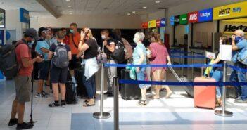 Αύξηση 51% στις τουριστικές αφίξεις το 7μηνο του 2021 σε σχέση με πέρυσι
