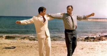 Ο χορός του Ζορμπά Το αναλλοίωτο στον χρόνο συρτάκι που συνέθεσε ο Μίκης Θεοδωράκης