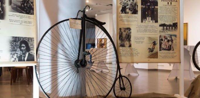 Η βράβευση ποδηλάτων στην Historica