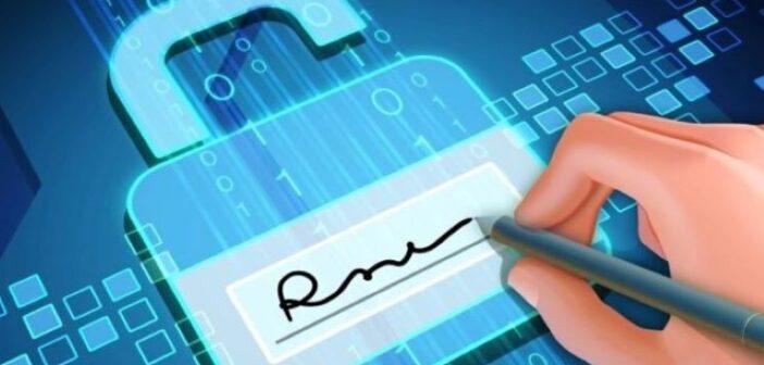 Ψηφιακή επανάσταση: Γνήσιο της υπογραφής με ένα κλικ Τέλος στην ταλαιπωρία, μετά από έναν αιώνα