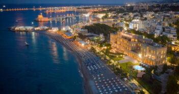 Αυτόνομα ως boutique 5άστερο ξενοδοχείο λειτουργεί πλέον το ιστορικό Grande Albergo delle Rose στη Ρόδο