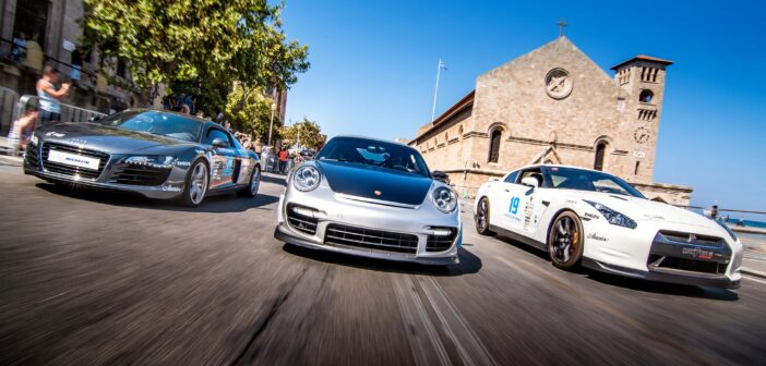 """""""Festival Of Speed Rhodes"""" 2021   17 - 19 Σεπτεμβρίου."""
