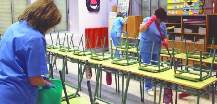 Ανέλαβαν υπηρεσία οι νέες καθαρίστριες στα σχολεία της Ρόδου
