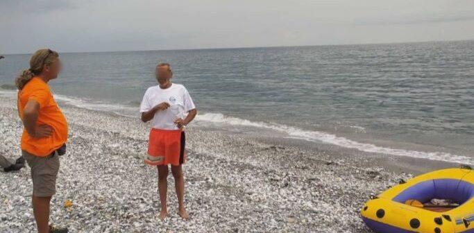 Θερμαϊκός : «Ήμουν στο έλεος του Θεού, μόνο με ένα κουπί», λέει ο ψαράς που πάλευε πέντε μέρες με τα κύματα