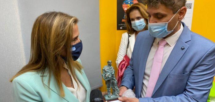 Εγκαίνια Μονάδας Τηλεψυχιατρικής στη Σύμη