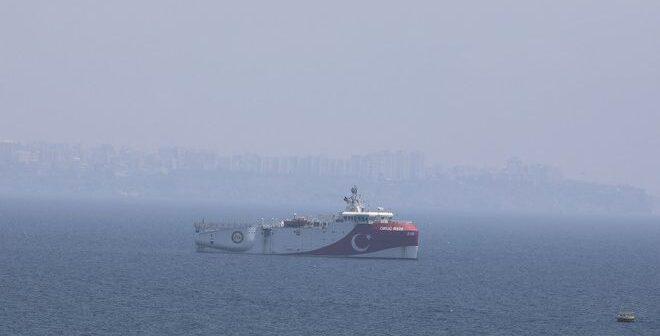 Η Τουρκία δέσμευσε περιοχή από το Καστελόριζο μέχρι την κυπριακή ΑΟΖ - Αντι-NAVTEX από την Κύπρο