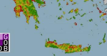 Ολοκληρώθηκε ο πρώτος ψηφιακός χάρτης της Ελλάδας εντός των διοικητικών ορίων του 1940