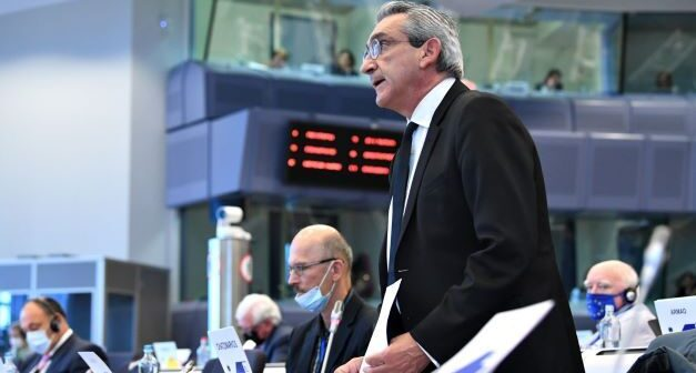 Γ. Χατζημάρκος: «Τα νησιά μας διεκδικούν τον δικό τους διακριτό χώρο στην Ευρωπαϊκή Πράσινη Συμφωνία»
